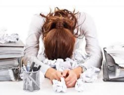 Werkdruk en prestatiedrang, mediteren helpt!