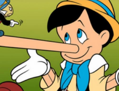 Stop met liegen op het werk
